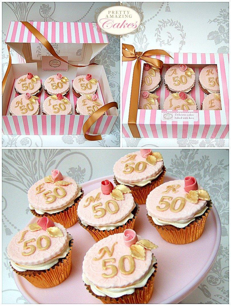 Personalised birthday cupcakes Bristol, Bespoke cupcakes weddings and birthdays