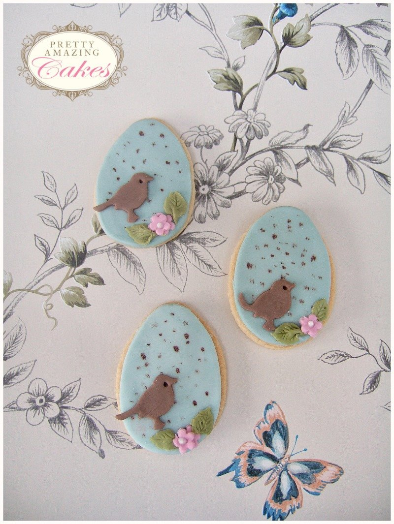 Wedding Cookies Bristol, by Pretty Amazing Cakes