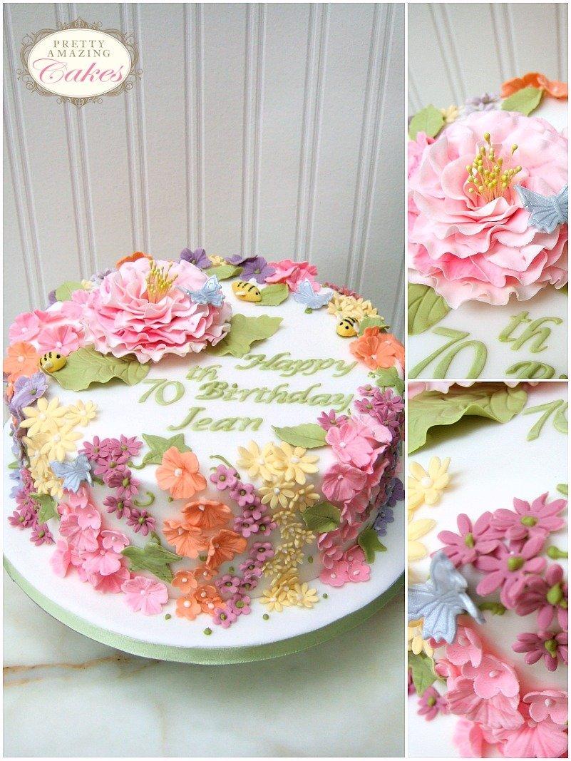 Images Of Pretty Birthday Cake : Birthday Cakes Bristol custom designed cakes