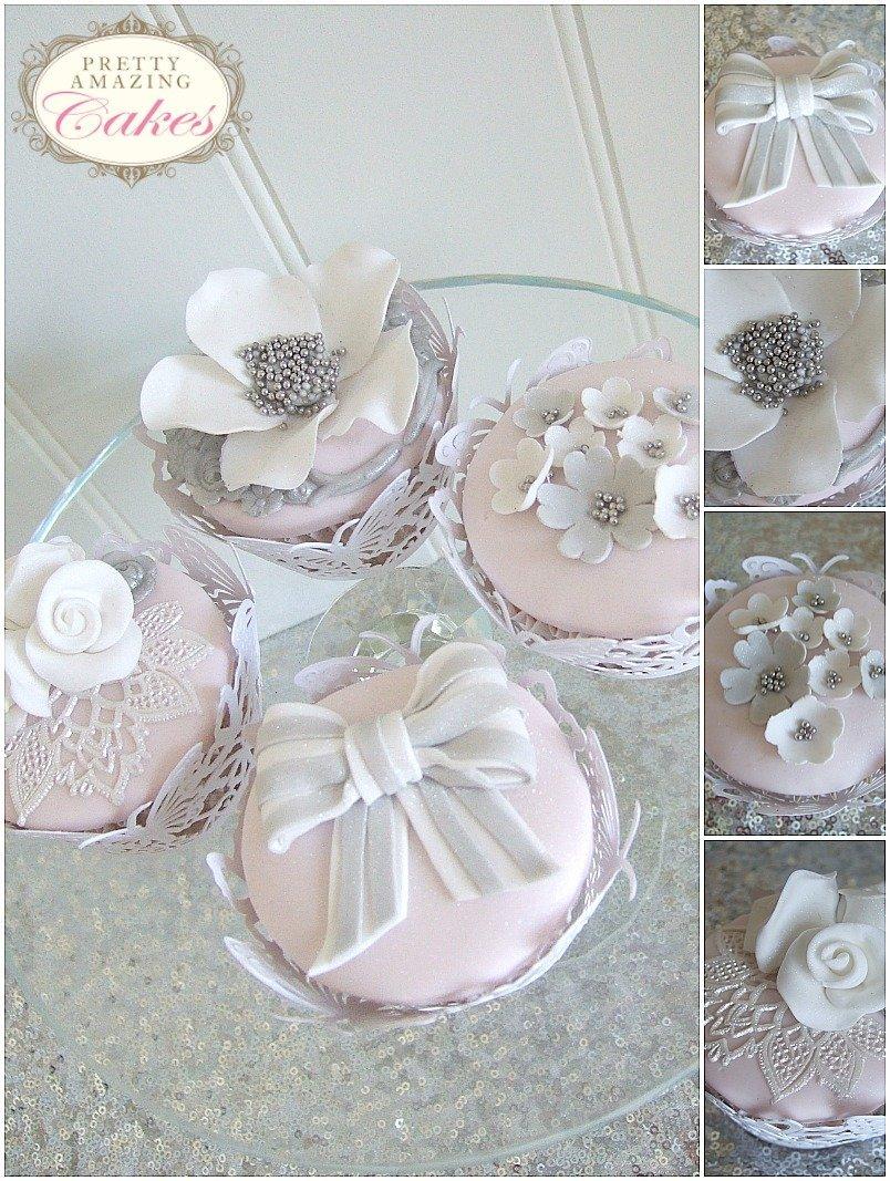 Vintage wedding cupcakes Bristol, Gloucester, Bath, Somerset
