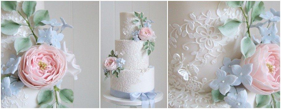 Luxury Bespoke Wedding Cakes