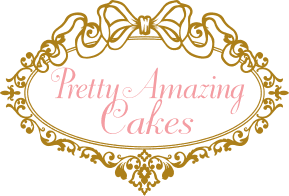 Pretty Amazing Cakes Logo | Wedding & Occasion Cakes