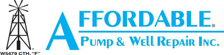 Affordable Pump & Well Repair Inc logo