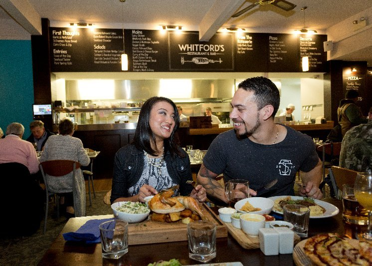 whitford restaurant