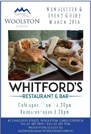 whitford restaurant and bar