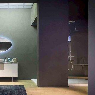 Arredo bagno - Piatto doccia Pluston 90 - COMPAB