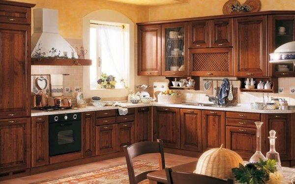 Home cucina classica