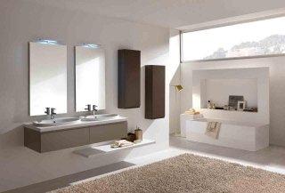 Arredo bagno Design - Line 01 - NICE