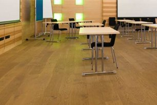 classroom flooring