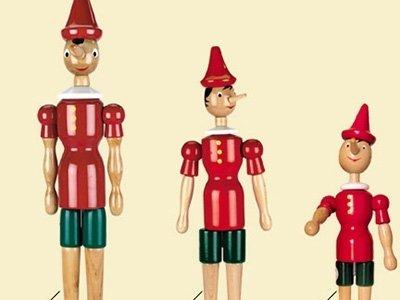 Linea classica Pinocchio