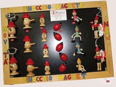 Pinocchio blackboard