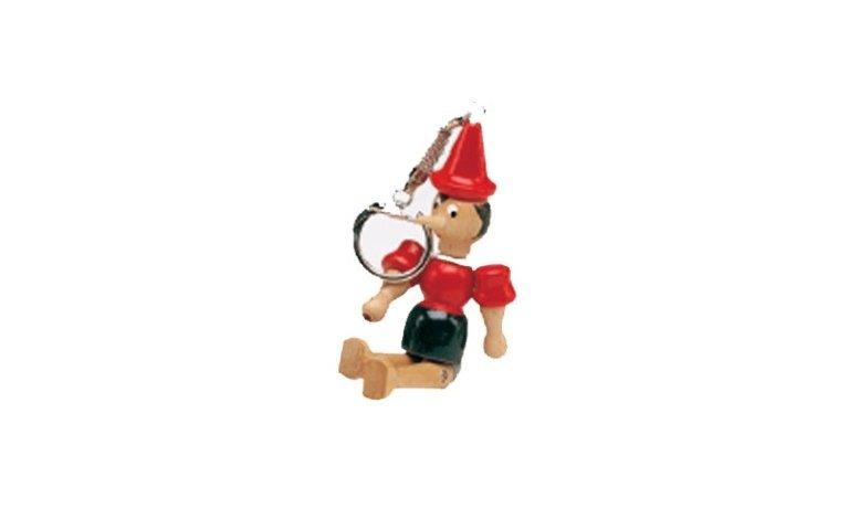 Pinocchio ten keyring
