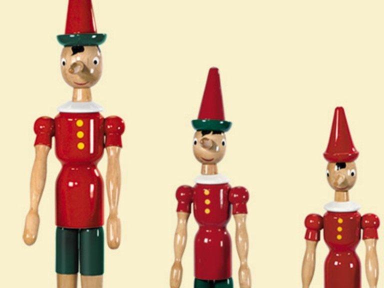 Pinocchio originale
