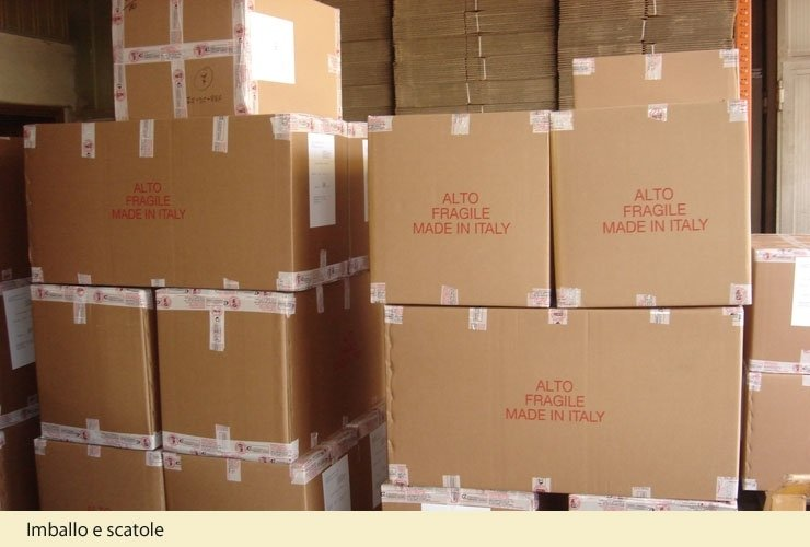 Pinocchio boxes