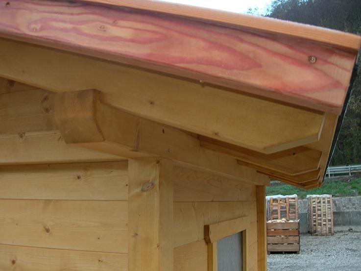 Lorenzi Legnami - casette in legno