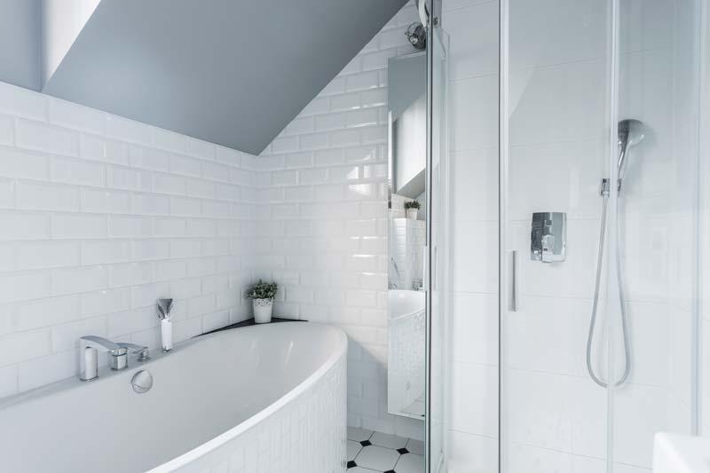 bath faucet leak