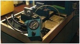 revisione motore diesel