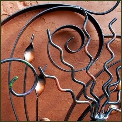 artigianato in ferro battuto