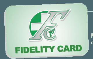 Fidelity Card Farmacia Cicchelli