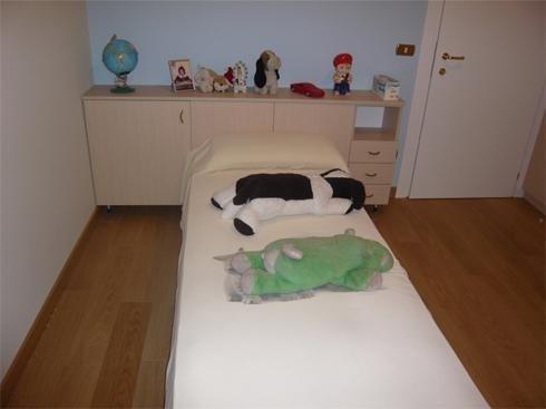 letto cameretta
