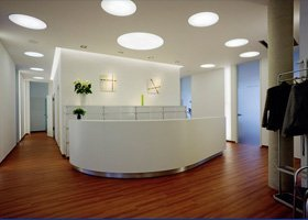 Medical centre renovated