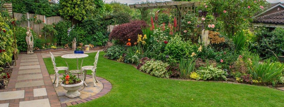 Affordable garden maintenance