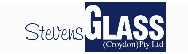 stevens glass pty ltd logo