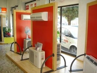 vendita caldaie e condizionatori