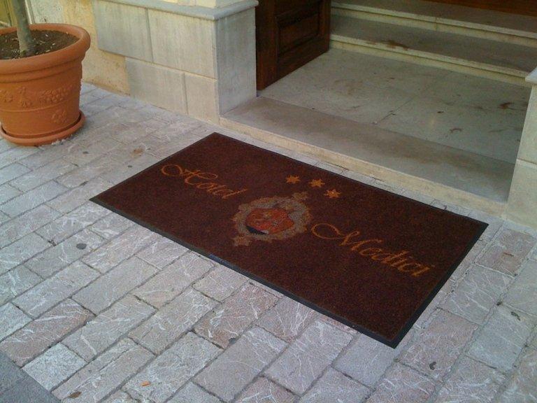 Personalizzazione tappeti