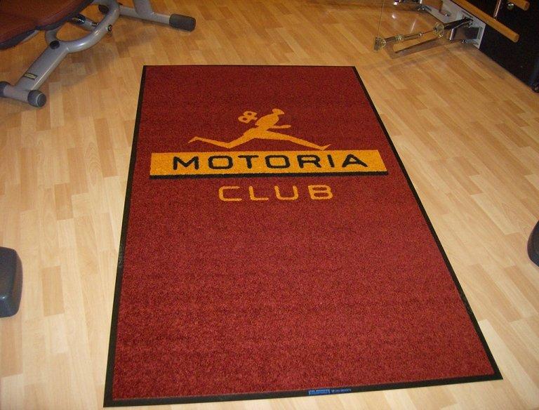 Realizzazione tappeti personalizzati