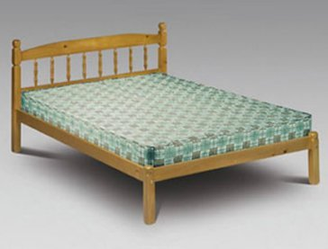 Wooden bed for children