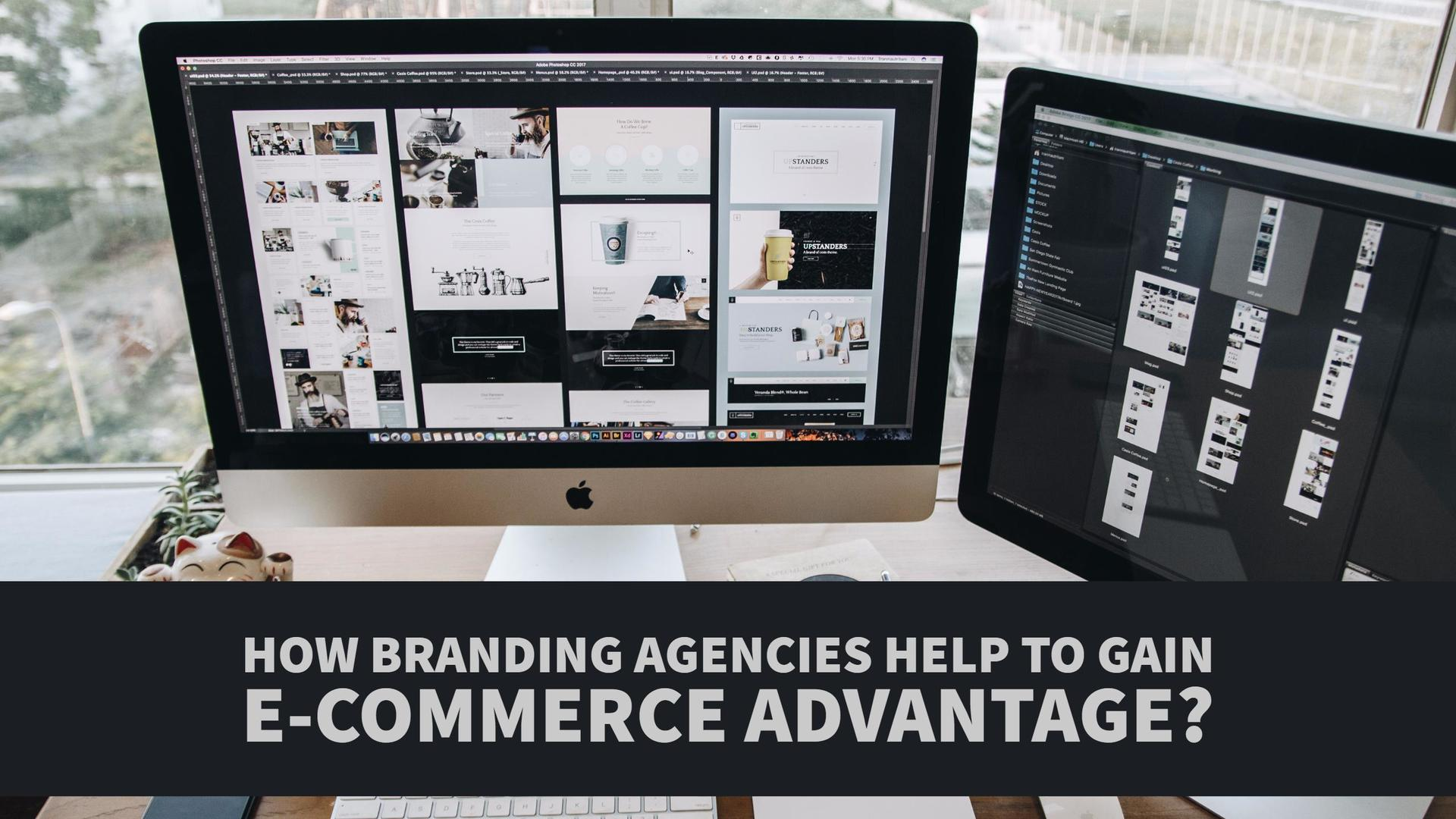 Ecommerce Solutions and Branding Agency Dubai