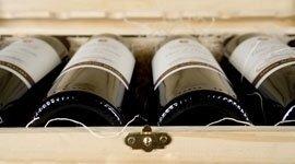 scatola di vino