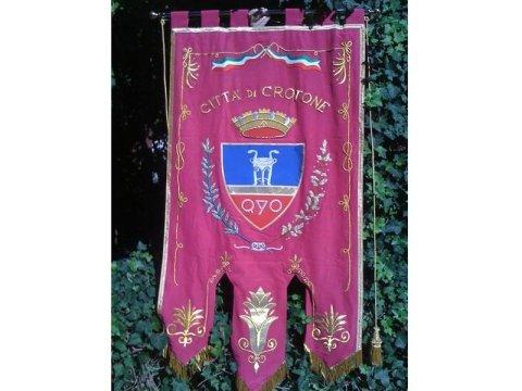 Realizzazione gonfaloni e bandiere