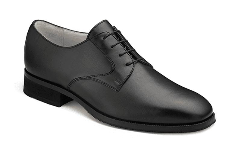 Assortimento scarpe per polizia municipale