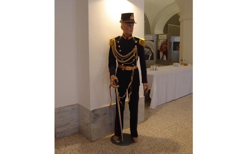 Uniformi militari storiche da parata