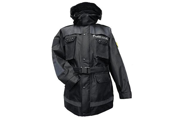 giacca a vento modello Lombardia