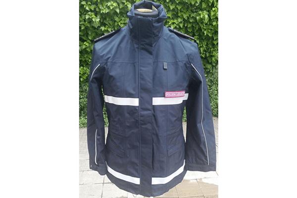 giacche a vento vigili modello donna