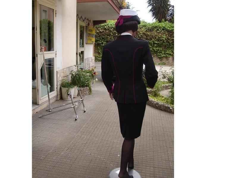 Fornitura divise polizia uomo donna
