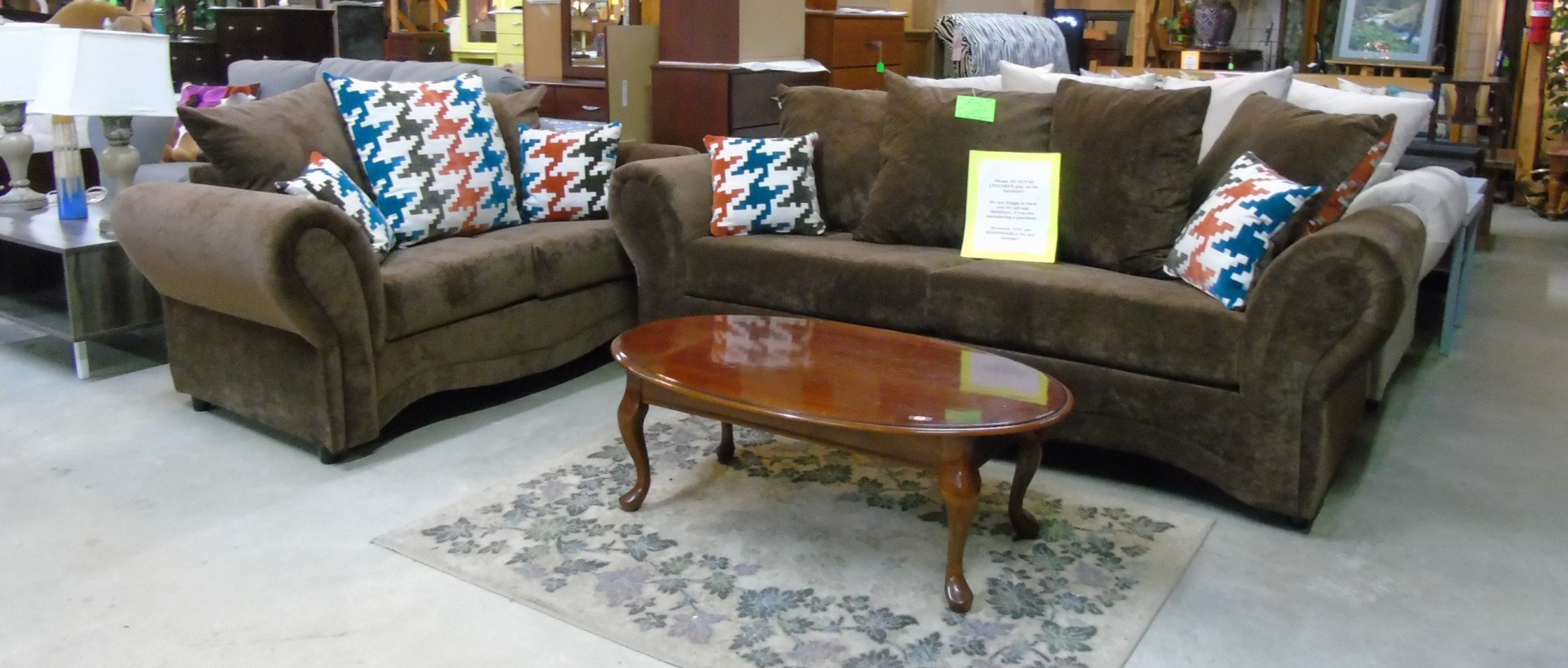New Sofa And Love Seat 62999 Furniture Fayetteville NC