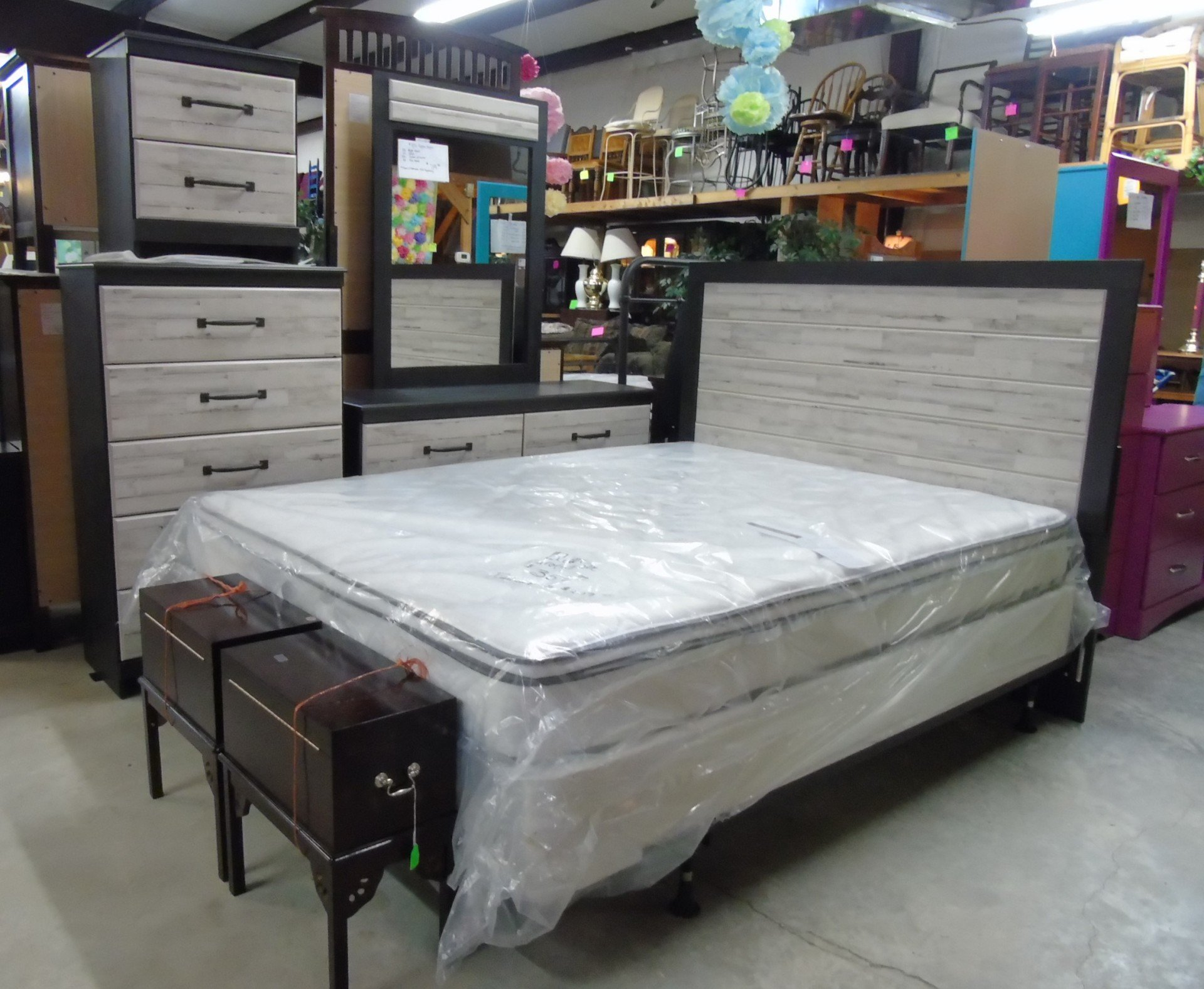 Bedroom Furniture New Nearly New Thrift Shop Fayetteville