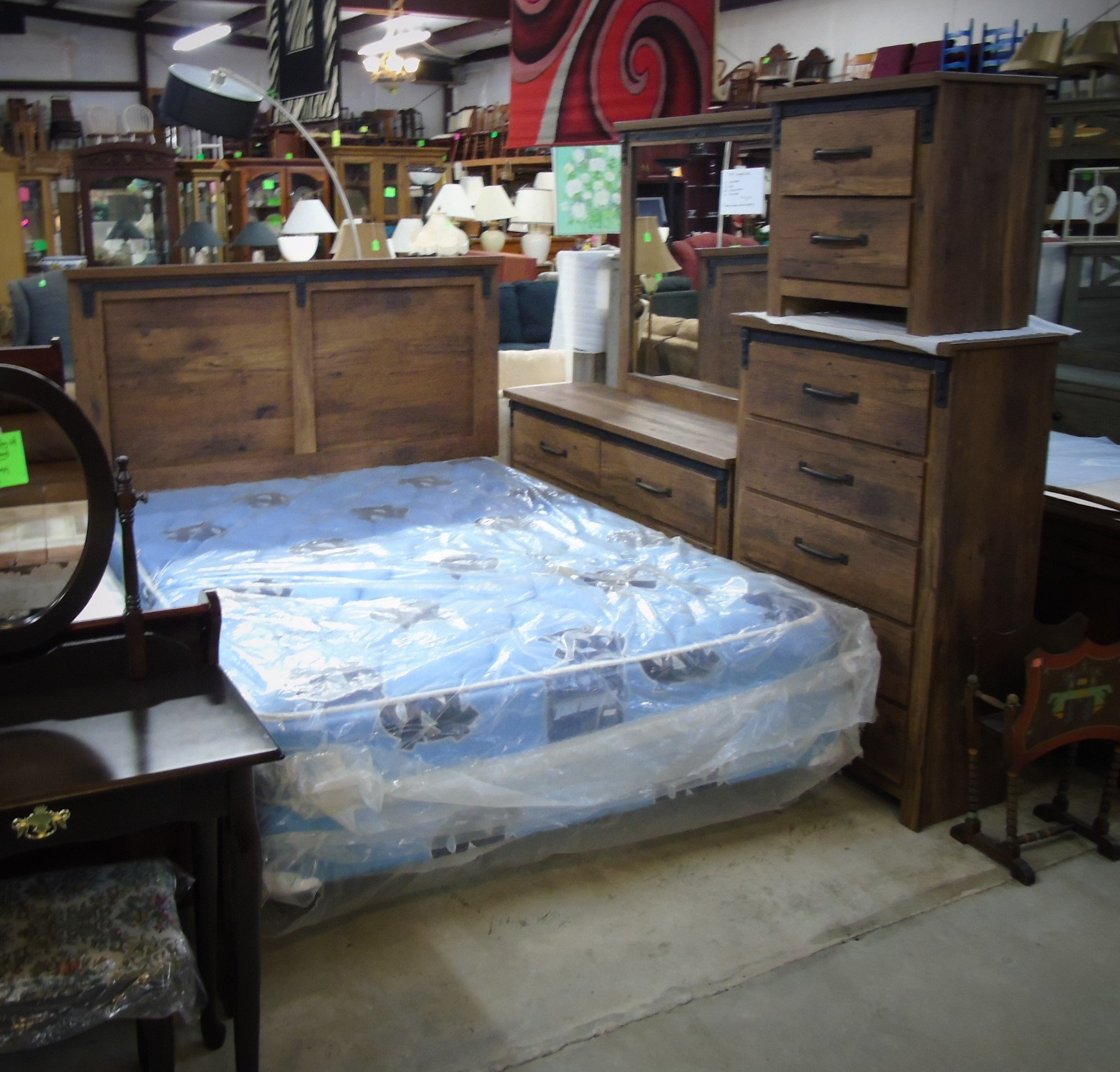 Bedroom Furniture New Amp Nearly New Thrift Shop