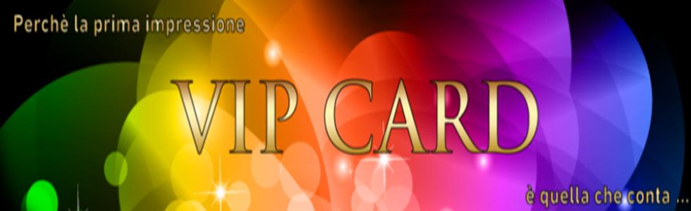 VIP CARD Firenze