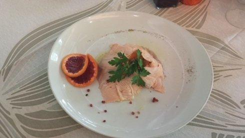 pesce fresco, pesce marinato