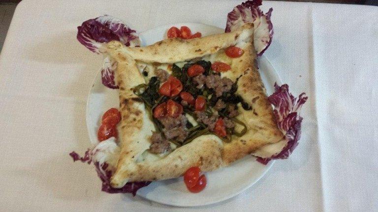 Pizza Colibrì