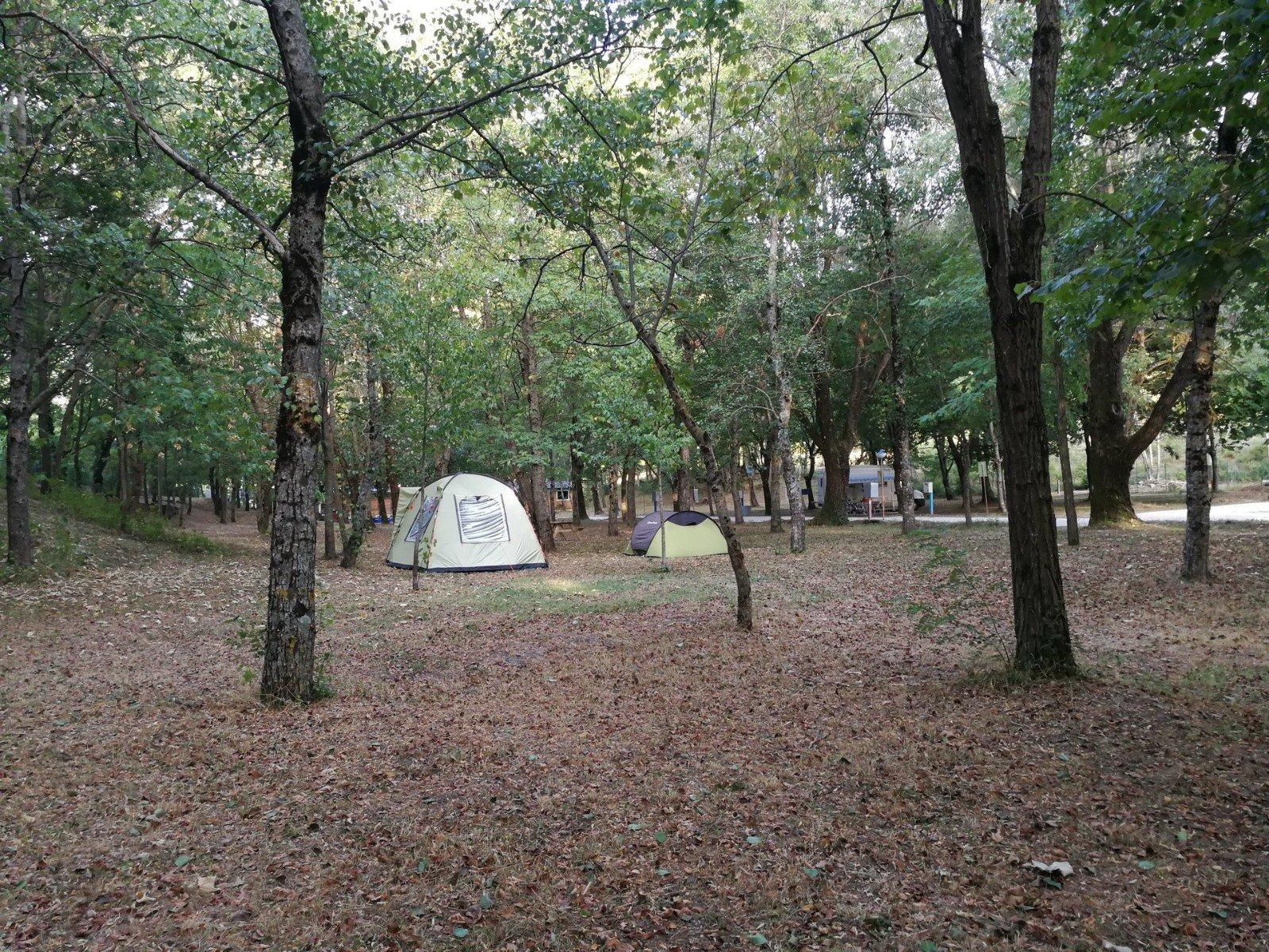 Campeggio per roulotte bagno di romagna fc camping alto savio - Campeggio bagno di romagna ...