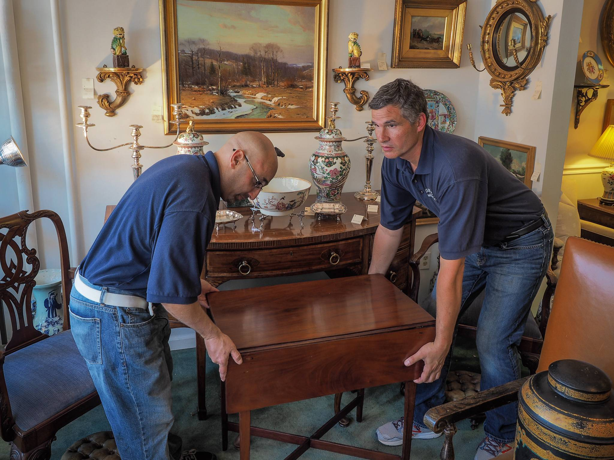 Antique Moving Services Stamford, CT