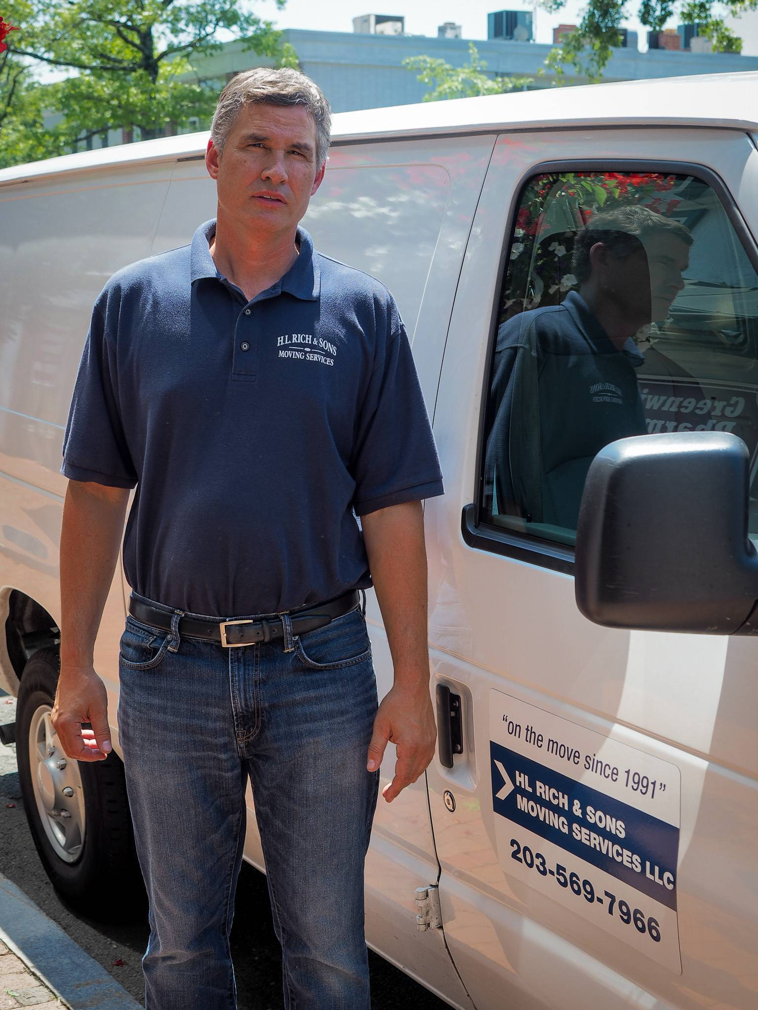 Antique Moving Services Greenwich, CT