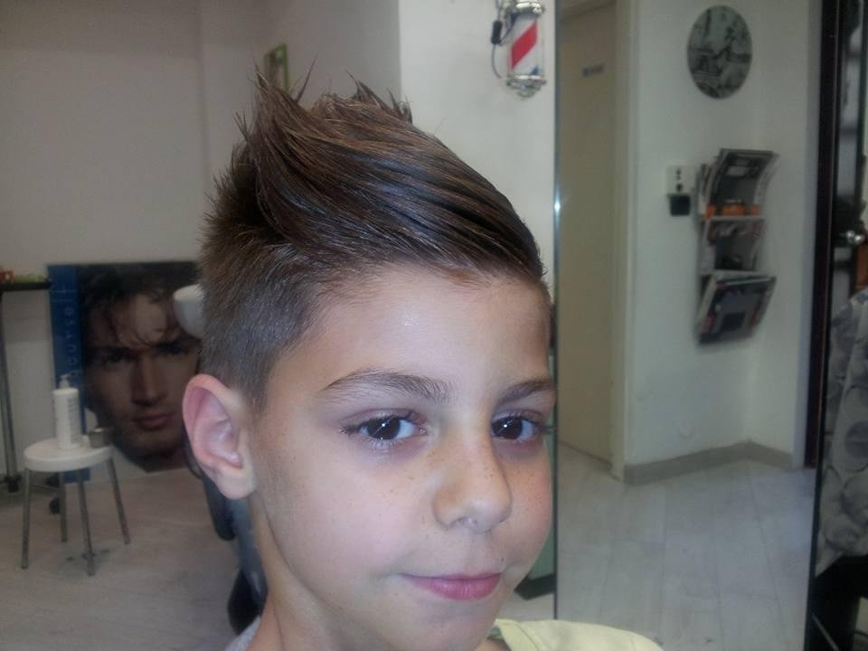 Parrucchiere Bambino Torino