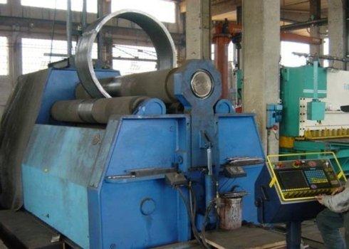 CALANDRA MG A CNC WIN 2500X35  FE52